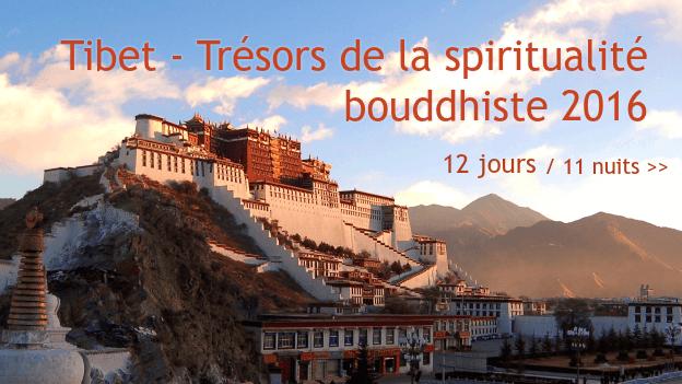 Tibet - Trésors de la spiritualité bouddhiste 2016 - 12 jours / 11 nuits - Photo by Lobsang Norbu