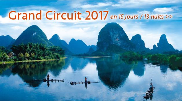 Grand Circuit 2017 en 15 jours / 13 nuits